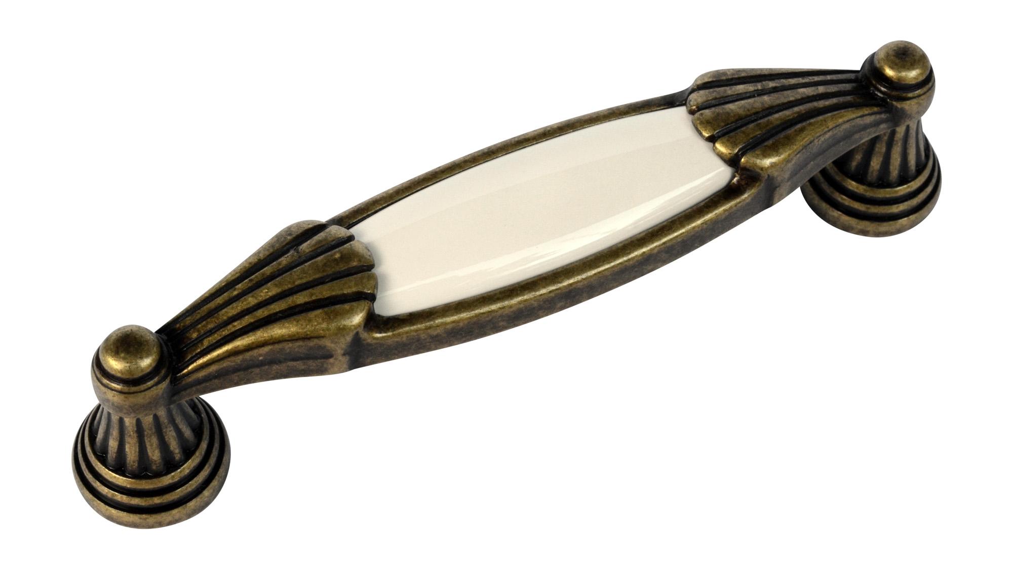 landhausstil m belgriffe venezia klein mit porzellan inlay creme florence t rgriffe und. Black Bedroom Furniture Sets. Home Design Ideas